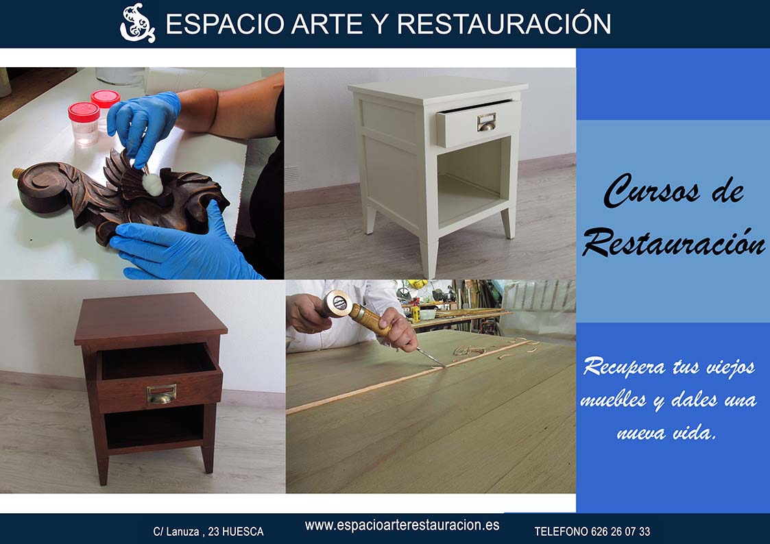 Cursos de restauraci n de muebles for Cursos restauracion muebles
