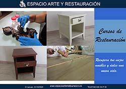 Espacio arte y restauraci n - Clases de restauracion de muebles ...